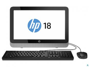 Vendo HP18 All in one impecable como nueva