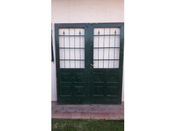 Vendo portón 1,60 x 2,00 mts