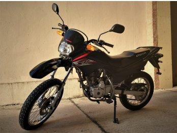 HONDA XR 125 L - 2013
