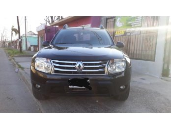DUSTER CONFORT PLUS ABS 1,6 2014 ACEPTO CANJE CONSULTAR-