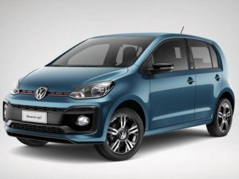 Plan de ahorro 100% Volkswagen UP!