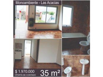 Edificio Las Acacias ~ Monoambientes