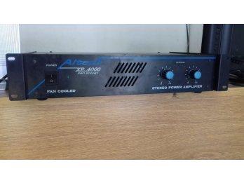 Potencia Dj Profesional Altech Xp4000 800w Amplificador + BA