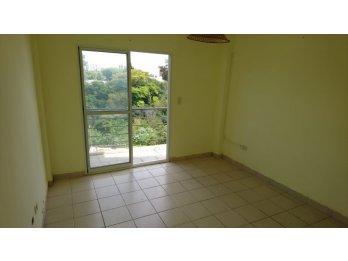 San Luis 735, un dormitorio