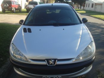 Peugeot 206 generation 1.4 2011