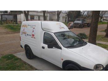 Vendo Chevrolet Combo