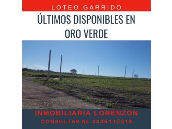 LOTES EN PROMOCION - ¡¡ÚLTIMOS DÍAS DE OCTUBRE!!