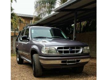 🏁 VENDO FORD EXPLORER V6 XLT Full 🏁