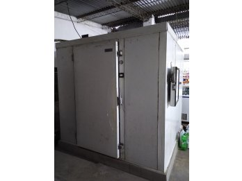 Cámara frigorífica desmontable