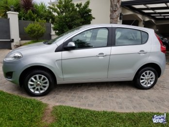 VENDO FIAT PALIO 17 FINANCIADO