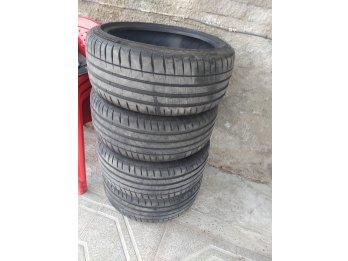 4 cubiertas Michelin Pilot sport 225 40 18 nuevas