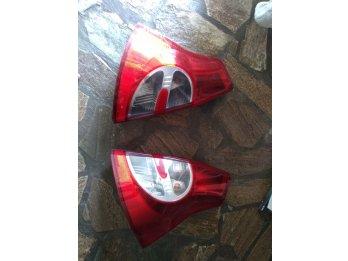 Faros traseros Renault Sandero 08 09 10 11