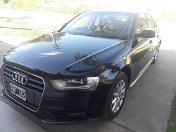 AUDI A4 1.8 TSFI ATRACTION 2016 IMPECABLE!!