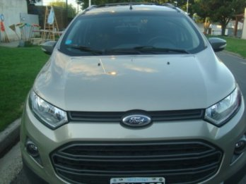 Ford ecosport freestyle 1.6 2015
