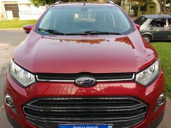 Ford Ecosport Titanium 1.6 2016