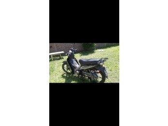 Yamaha new crypton 2012