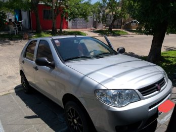 Vendo Fiat Palio 1.4 fire Top con GNC