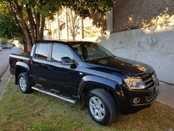 Vendo amarok impecable