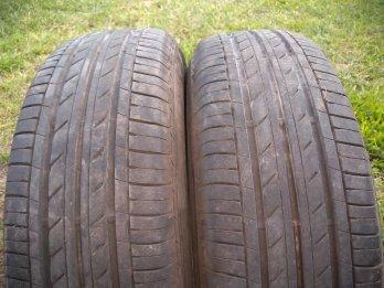 Cubiertas 185 65 15 Bridgestone impecables con 200km