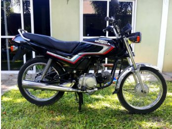 Vendo/permuto Honda Hero Sleek cd100