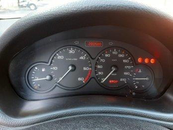 Vendo Peugeot 206 1.9 D