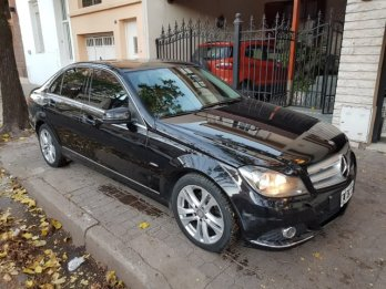 VENDO MERCEDES BENZ CDI 220 BLUE EFFICIENCY