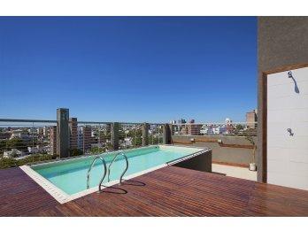 Loft 50m2 Amoblado. Con balcón y cochera