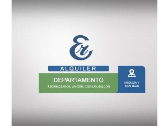 Alquiler - Urquiza y San Juan (c.286)