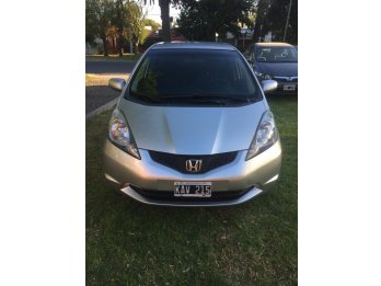 VENDO HONDA FIT 2011 LxL 1.4