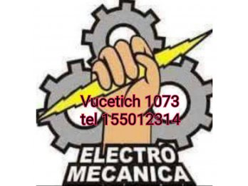 Taller de reparacion de electrodomesticos.