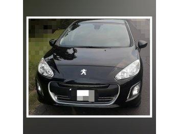 Peugeot 308 ALLURE 1.6 nafta TECHO PANORAMICO