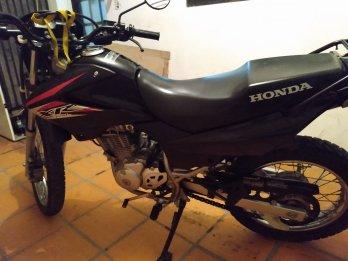 Vendo Honda  XR 125 L 2014